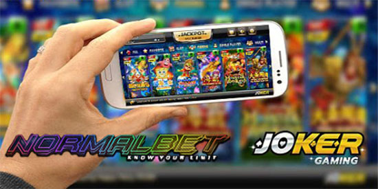 Joker123 slot game